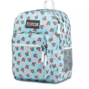 "Trans by JanSport 17"" Supermax Backpack - Strawber"